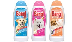 Condicionadores Sanol Dog