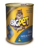 Enlatado BigPet Gato Peixe