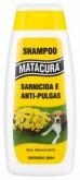 Shampoo Matacura Sarnicida e Anti-Pulgas