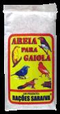 Areia para Gaiolas