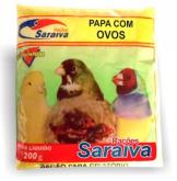 Papa com Ovos