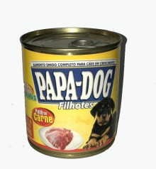 ENLATADO – PATÊ PAPA DOG FILHOTE